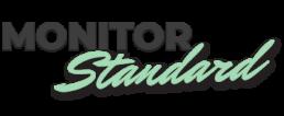 Logo monitor standard laque ASA enceinte acoustique