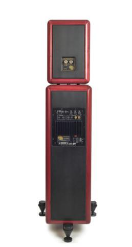 ASA-enceinte-grand-monitor-standard-bois-massif-ovangkol-arriere-amplificateur-actif-caisson-extreme-graves-acoustiques-hi-fi-haute-fidelite-melomane-pro-studio